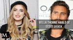 Bella Thorne confiesa qué la alejó de Scott Disick