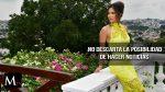 Alejandra Jaramillo no descarta la posibilidad de hacer noticias