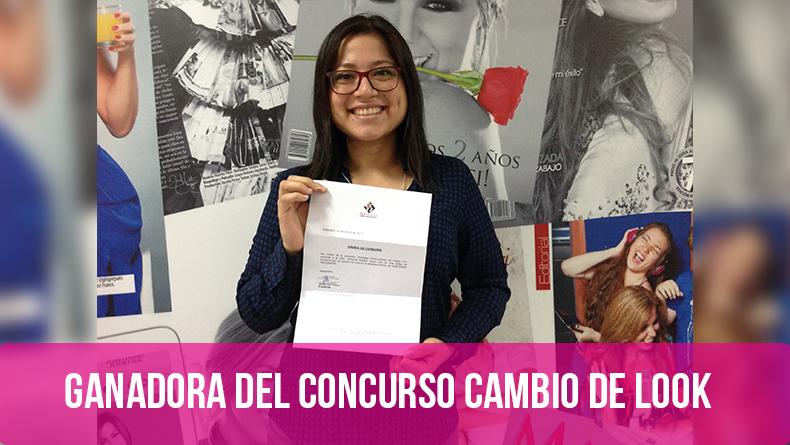 CONCURSO CAMBIO DE LOOK