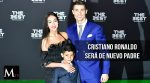 Cristiano Ronaldo vuelve a ser papá.