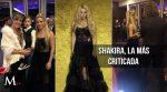 Críticas en contra de Shakira, en la boda de Messi