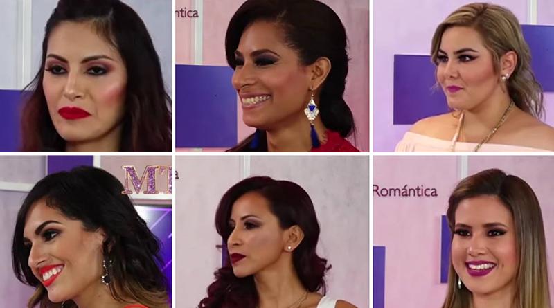 Semana 5: Vota por tu favorita Reto #VisteteParaUnaCenaRomantica