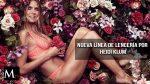 Heidi Klum presenta la nueva colección de su línea de lencería