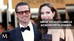 Una de las hijas de Angelina Jolie viste con atuendo masculino