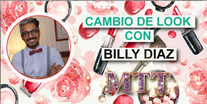 CONCURSO CAMBIO DE LOOK CON BILLY DIAZ