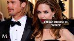 Brad Pitt y Angelina Jolie frenan proceso de divorcio