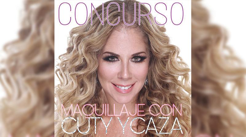 CONCURSO: MAQUILLAJE CON CUTY YCAZA