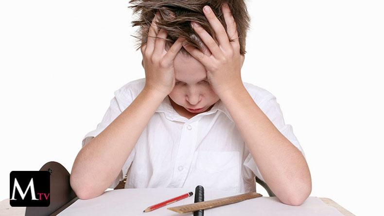 Niños con déficit de atención