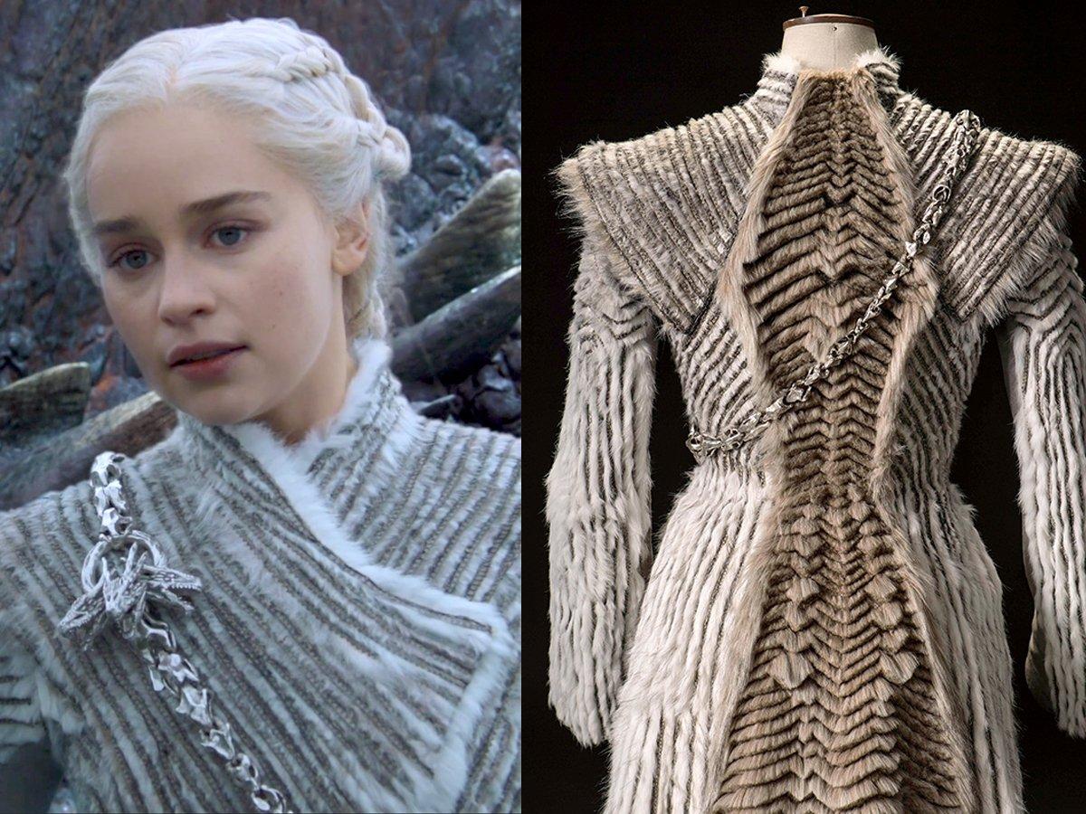 Abrigo zara daenerys