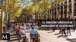 La Rambla, el emblemático paseo turístico de Barcelona