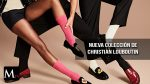 Christian Louboutin su nueva campaña de zapatos