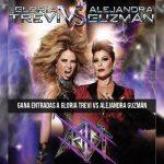 Gana entradas al concierto de Gloria Trevi y Alejandra Guzmán
