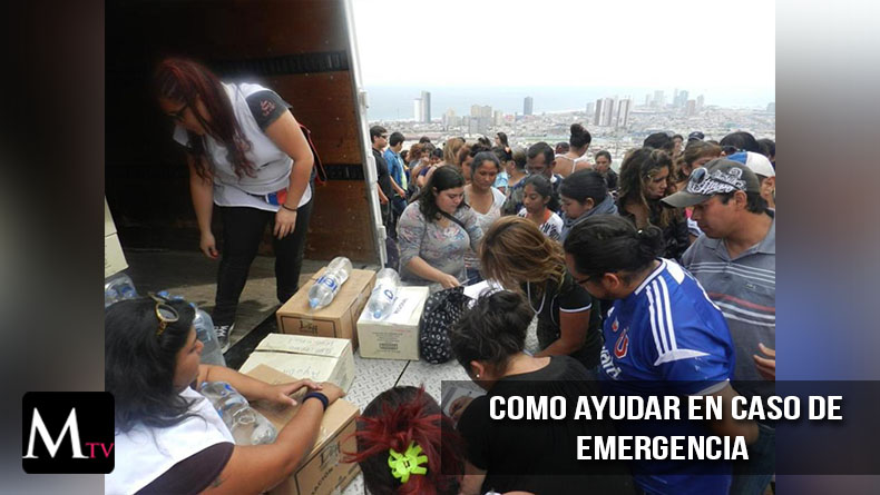 Cómo ayudar durante una emergencia