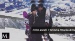 Criss Angel niega haberle sido infiel a Belinda