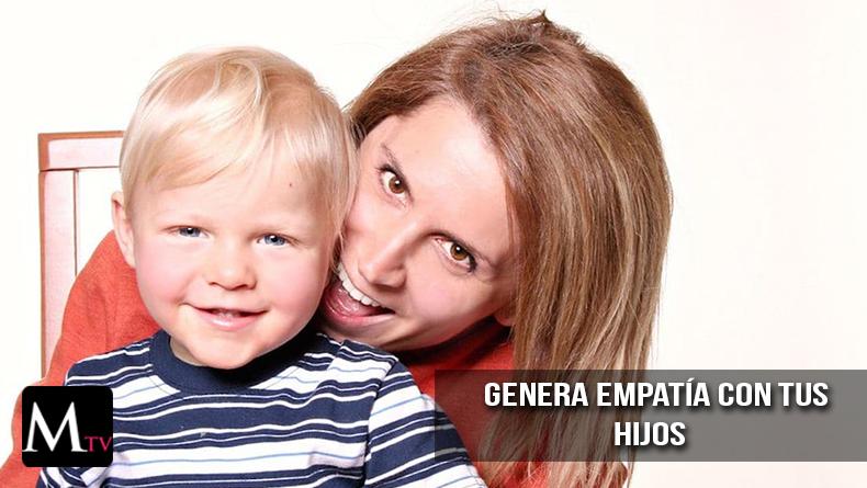 Fomentemos la empatía en nuestros hijos