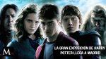 Todo muggles podrá disfrutar de la exposición de Harry Potter
