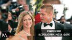 Jennifer Aniston y Brad Pitt: la reconciliación después de 12 años