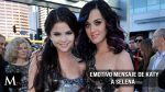 Katy Perry envía un cariñoso mensaje a Selena Gomez