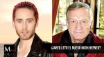 ¿Jared Leto el nuevo Hugh Hefner?