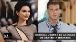 """Kendall Jenner es acusada """"destruir hogares"""""""