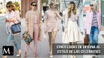 Cinco looks de oficina al estilo de las celebrities