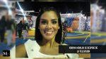 La combatiente: Karina Hidalgo se despide la televisión