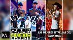 """Las mejores estrellas en la noche del """"Latin American Music Awards""""."""