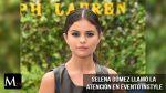 Selena Gómez usó un extraño accesorio en el evento de InStyle.