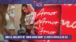 """AMOR, AMOR AMOR"": el nuevo sencillo de Jennifer Lopez"