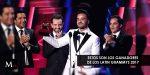 Latin Grammys 2017: estos son los ganadores