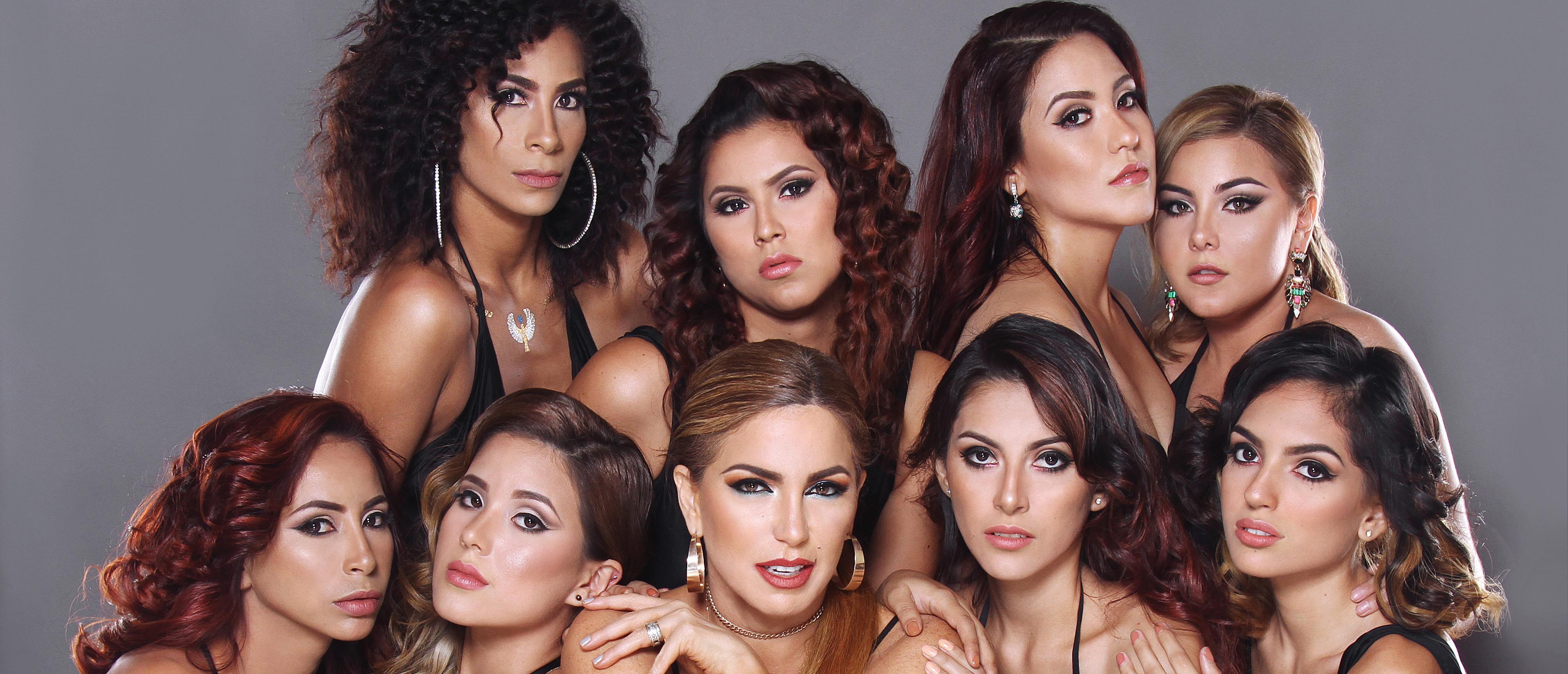 Revista Mariela: Backstage con las chicas MTT