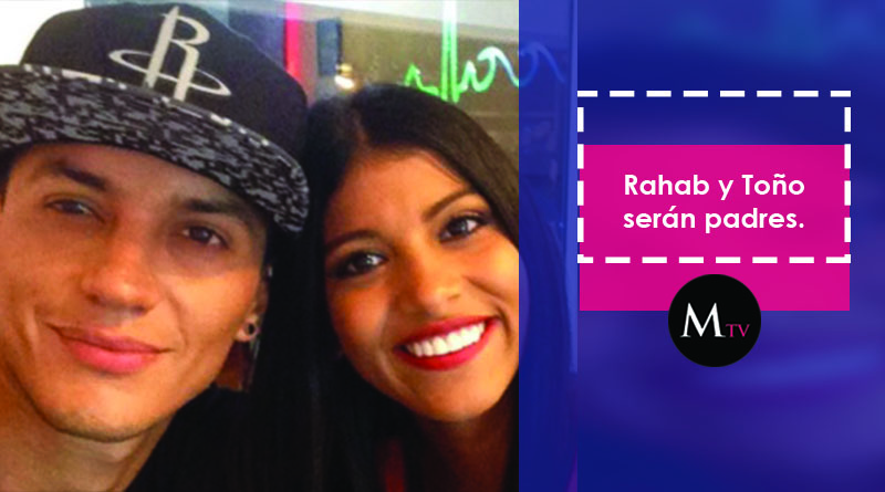 Rahab Villacres ¡Está embarazada!