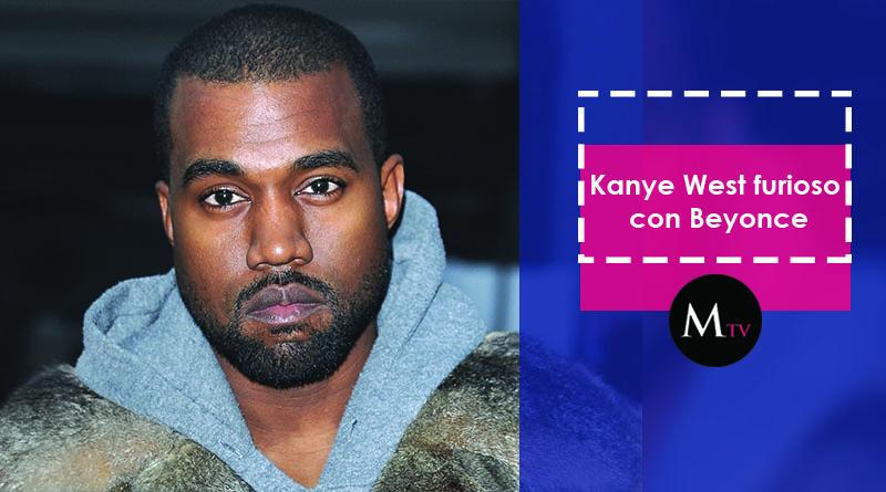 Fuerte comentarios de Kanye West hacia Beyonce.