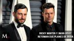 La boda exótica de Ricky Martin duraría 3 días.