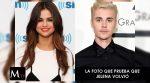 La foto que definitivamente prueba que volvieron Selena y Justin