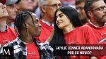 ¿Kylie Jenner abandonada de su novio ?