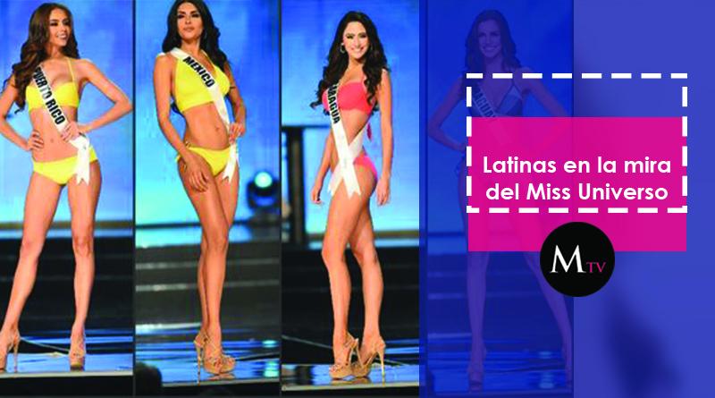 """Cambio del """"Miss Universo"""" afecta a las latinas."""