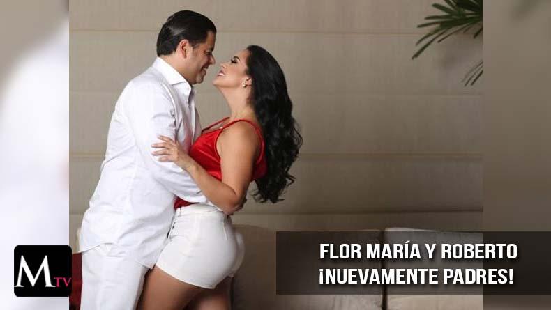 ¡Flor María Palomeque nuevamente madre!
