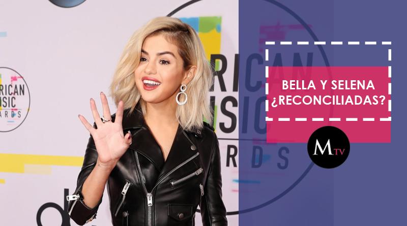 ¿Selena Gómez y Bella Hadid se reconcilian?