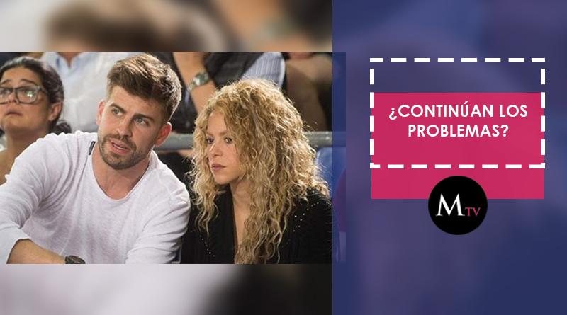 Shakira y Gerard Piqué ¿Se les acabó el amor?