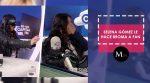 """Selena Gómez sorprende a fan en """"realidad virtual"""""""