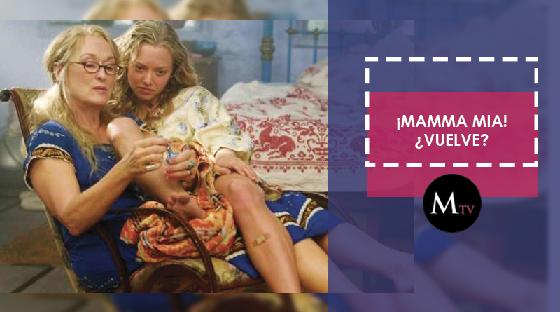 ¿¡Mamma Mia! nos da esperanza de una secuela?