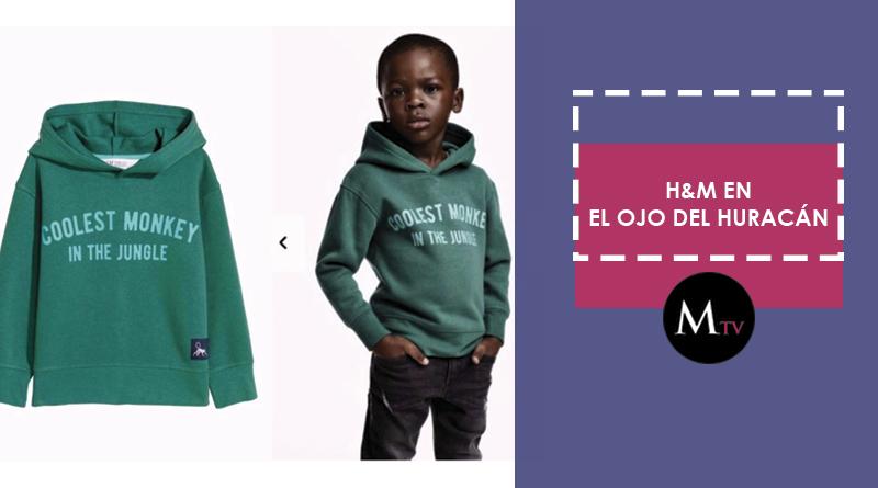 Tienda H&M destrozada por publicidad racista