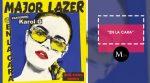 """Major Lazer se une a Karol G para lanzar """"en la cara"""""""