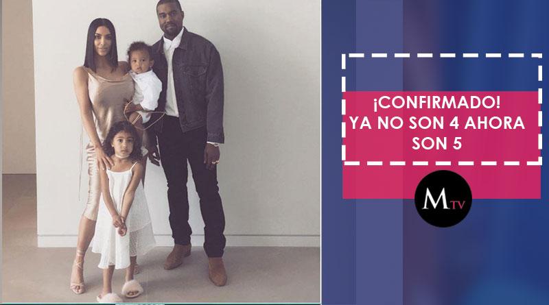 Nació la hija de Kim Kardashian en vientre sustituto