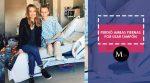Lauren Wasser, modelo quien perdió la pierna por usar tampón ahora pierde la otra