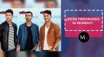 Los Jonas Brothers ¿Se alistan para un nuevo regreso?
