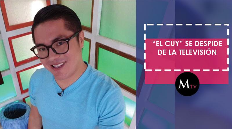 """Mauricio Altamarino """"El Cuy"""" no va más en RTS"""