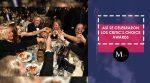 Estrellas, champagne y mucha diversión, así se vivió los Critics Choice Awards