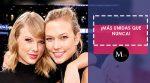 Taylor Swift y Karlie Kloss continúan con la guerra hacia Katty Perry